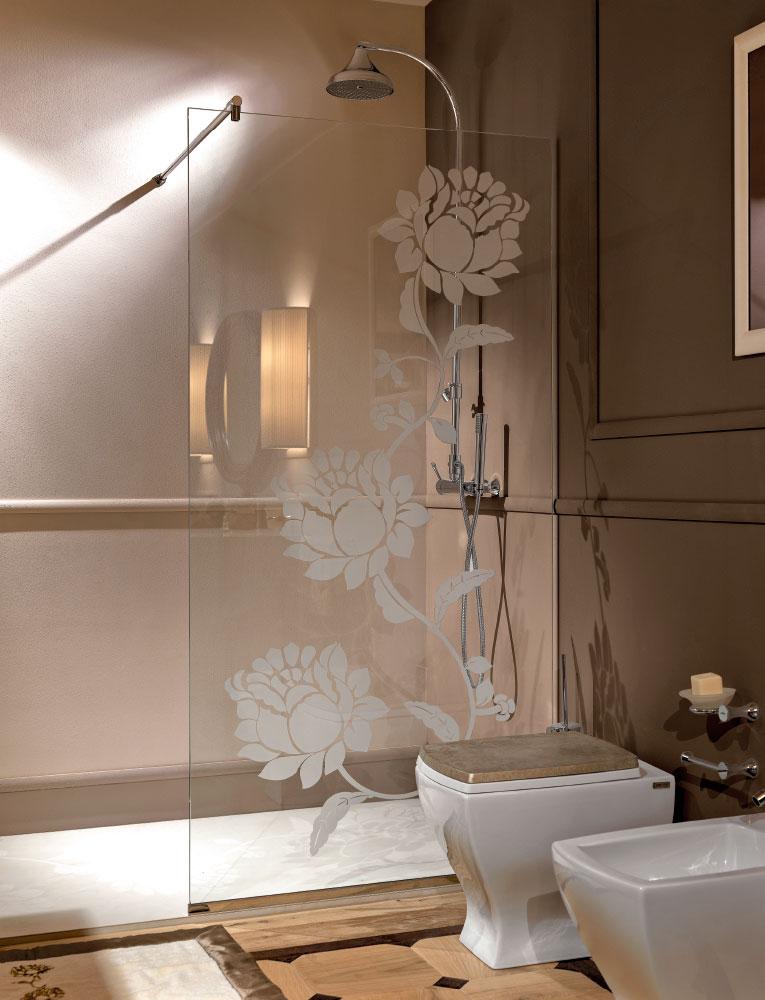 bagno doccia pure rose tutto su ispirazione design casa