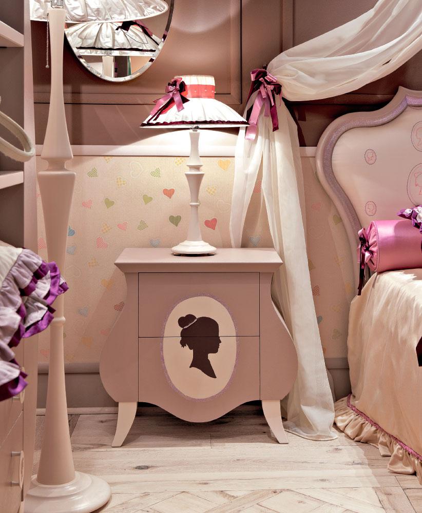 Pareti divisorie per camere da letto for Complementi d arredo per camerette