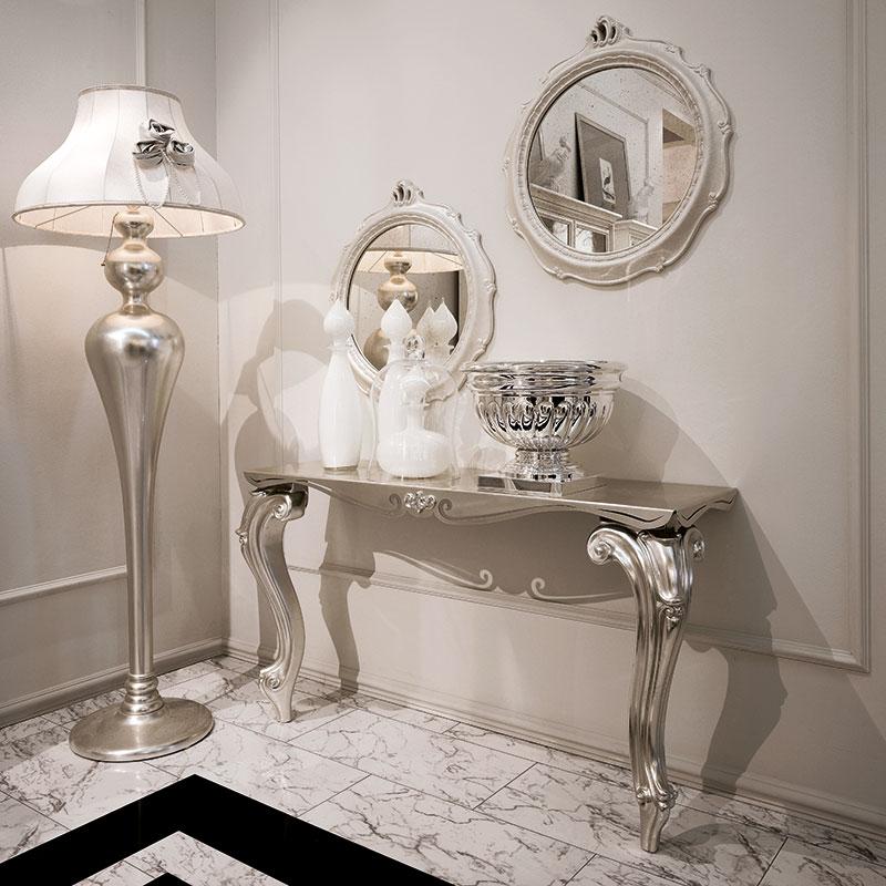 Consolle classiche per l 39 arredamento della camera classica - Consolle camera da letto ...