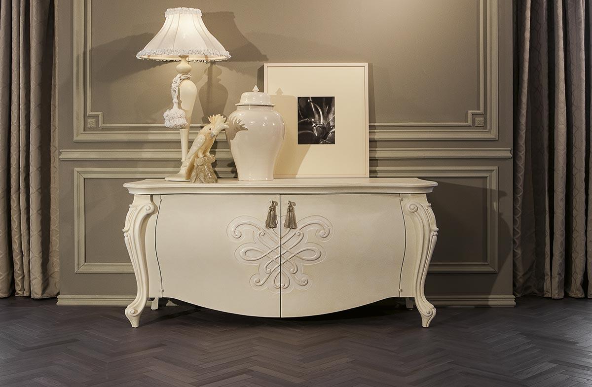Credenza Classica Per Soggiorno : Credenze classiche per l arredamento del soggiorno classico