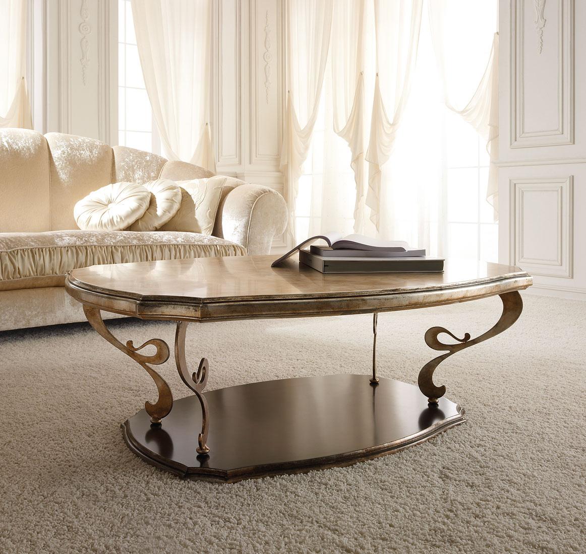 Tavoli e tavolini classici per soggiorni classici, arredamento giorno classic...
