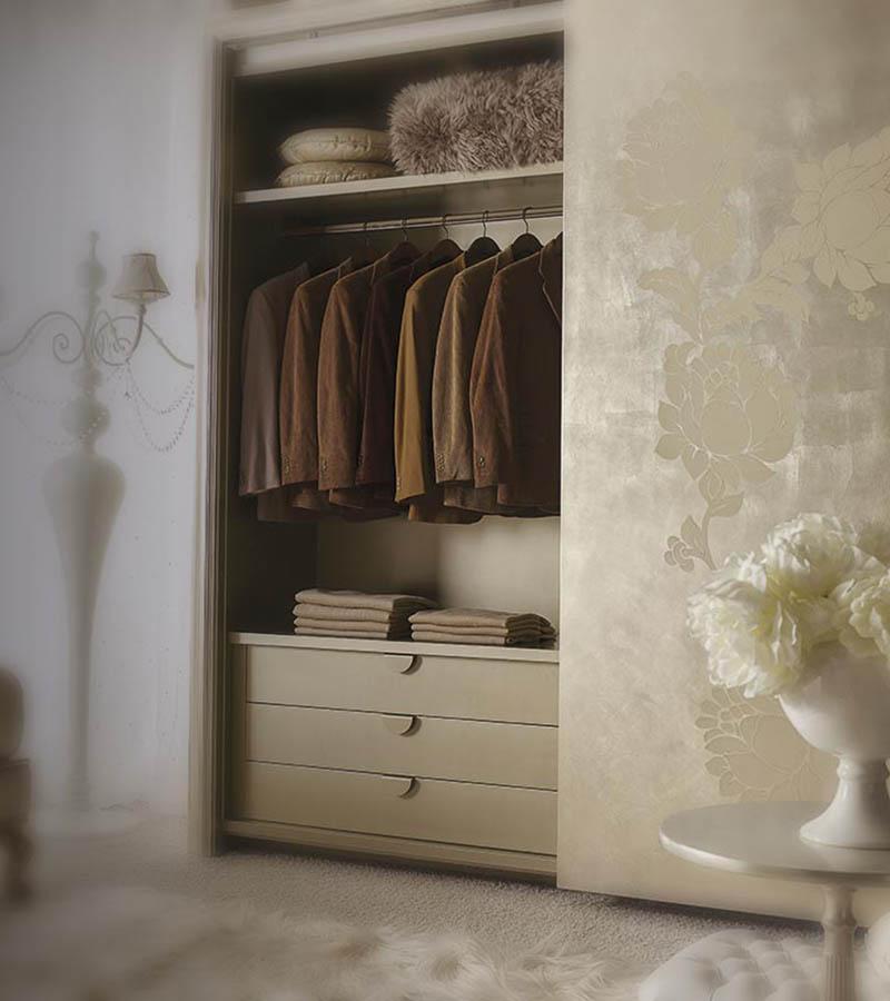Arredamento classico, camere classiche, letti in ferro ...