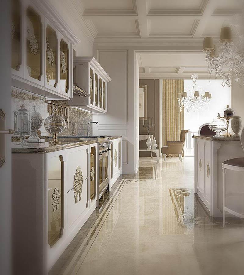 Emejing maison giusti portos pictures for Arredamento neoclassico
