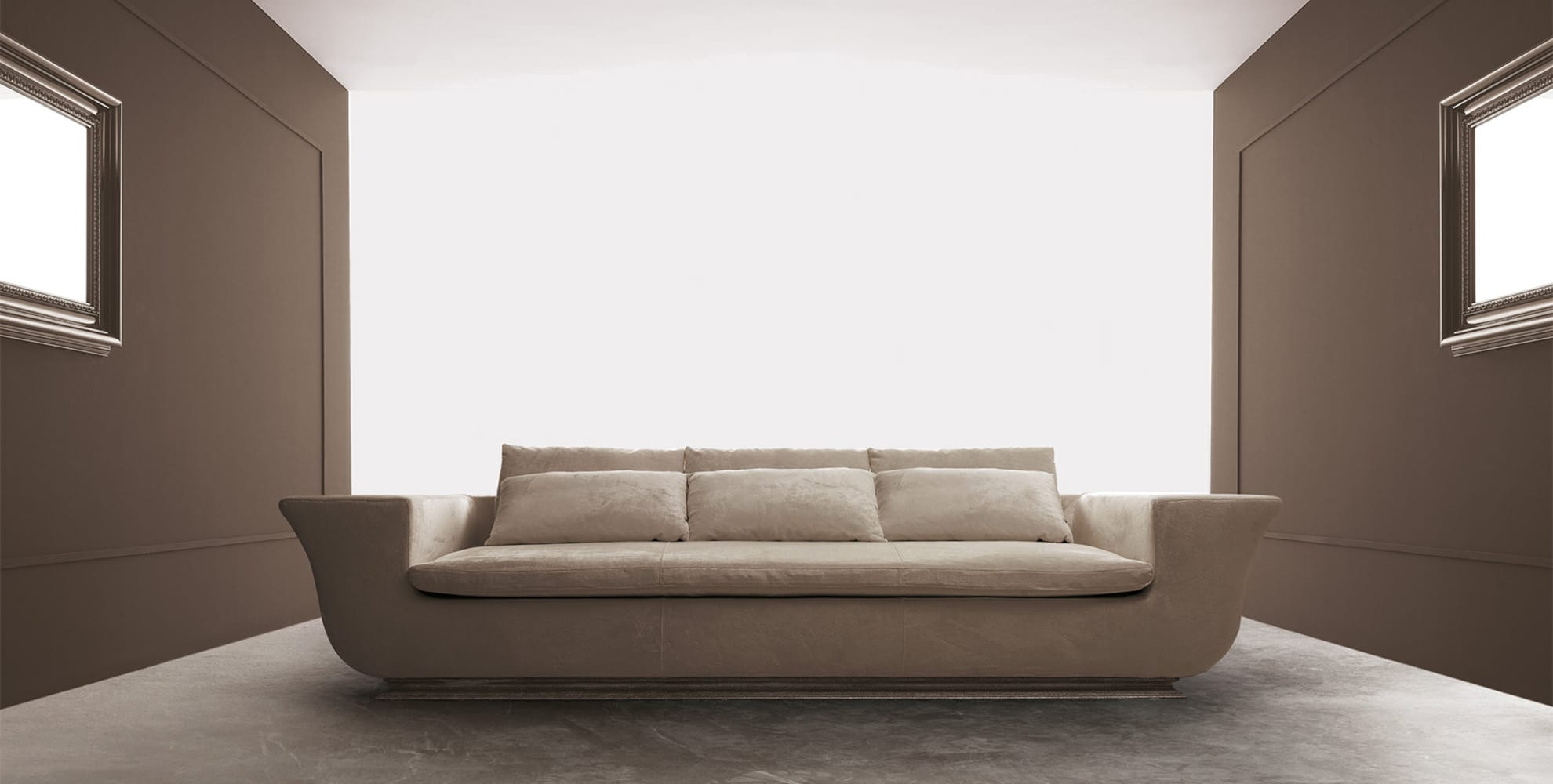 Divano kasanova divano avior in pelle casanova arredamenti