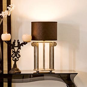 RODEO DRIVE CC433 table lamp