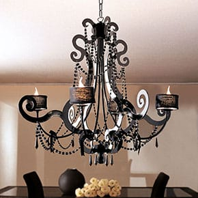 CHANDELIER LS900 light suspended
