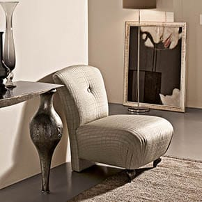 LADY CP433 armchair
